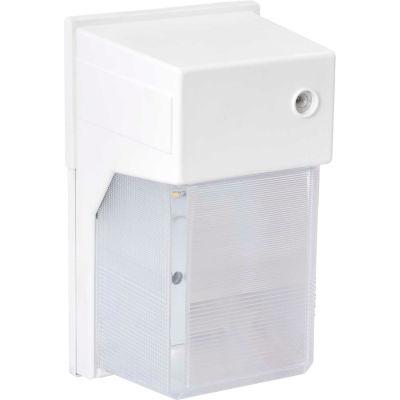 Amax Lighting LED-SL27WH LED Security Light Wall Pack, 27W, 4000 CCT, 2240 Lumens, 82 CRI, White