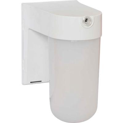 Amax Lighting LED-SLC12WH LED Security Light Jar, 12W, 4000 CCT, 1000 Lumens, 82 CRI, White