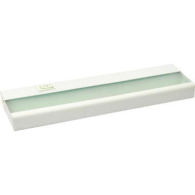 Amax Lighting LEDUC12WHT LED Undercabinet, 5W, 3000 CCT, 300 Lumens, 82 CRI, White