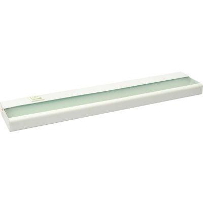 Amax Lighting LEDUC21WHT LED Undercabinet, 7W, 3000 CCT, 540 Lumens, 82 CRI, White