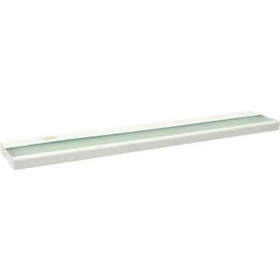 Amax Lighting LEDUC33WHT LED Undercabinet, 13W, 3000 CCT, 840 Lumens, 82 CRI, White