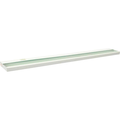 Amax Lighting LEDUC42WHT LED Undercabinet, 16W, 3000 CCT, 1080 Lumens, 82 CRI, White