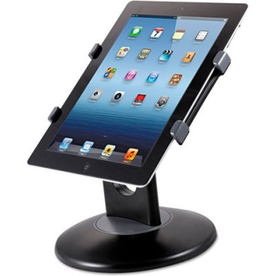 """Kantek TS710 Tablet Stand for Apple iPad and 7""""-10"""" Tablets, Black"""