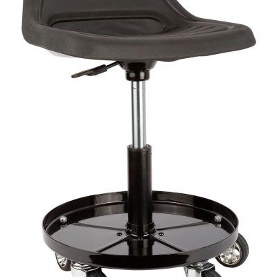 Sunex Tools 8514 Swivel Tractor Seat, Large Tool Tray, Height Adjustable