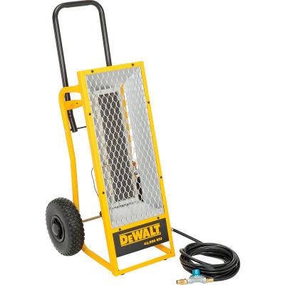 DeWALT® 45000 BTU Portable Radiant Propane Heater
