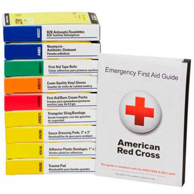 First Aid Only 740010 ANSI Compliant First Aid Kit Refill for 10 Unit First Aid Kits