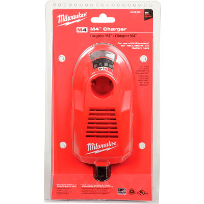 Milwaukee® 48-59-2001 M4™ Charger
