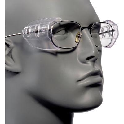 VisionAid® 99705 Universal Flex Sideshields, 60 Pairs/Box