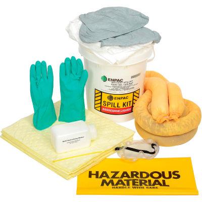 ENPAC® 5 Gallon Pail Battery Acid Spill Kit, 1305-BAT