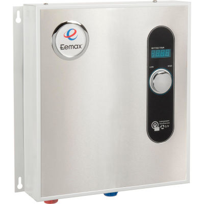 Eemax HA027240 Electric Tankless Water Heater Home Advantage II - 27kW, 112.5Amps