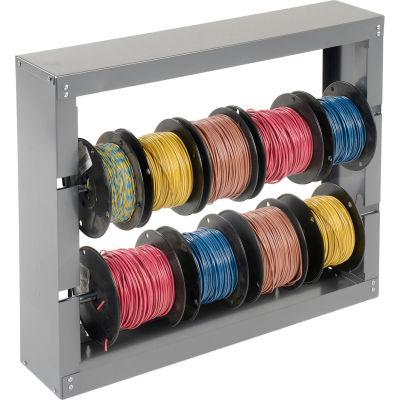 Wire Spool Rack - Double Rod