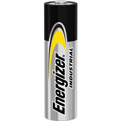 Energizer Industrial EN91 AA Alkaline Batteries - Pkg Qty 24