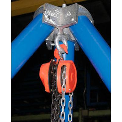 Tripod Hoist Stand - Steel - Fixed Height Legs