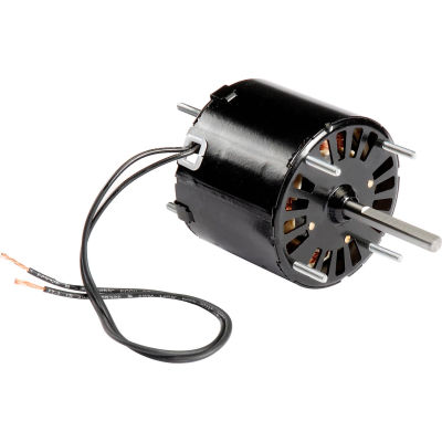 """Fasco D132, 3.3"""" Shaded Pole Open Motor - 115 Volts 1500 RPM"""