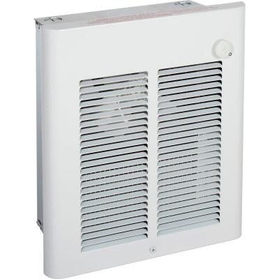 Small Room Fan-Forced Wall Heater SRA1512DSFPB, 1500W, 120V