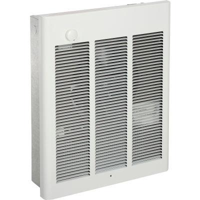 Fan-Forced Wall Heater VFK204F, 2000/1500W, 240/208V