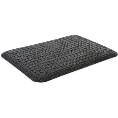 "GetFit StandUp® Anti-Fatigue Mat 5/8"" Thick 1-3/4' x 2.5' Coal Black"
