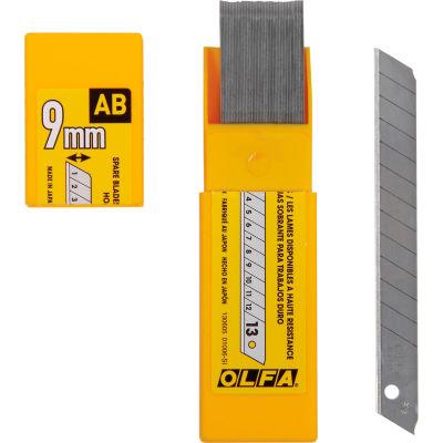 OLFA® AB-50B 9MM Precision Snap-Off Blades (50 Pack)