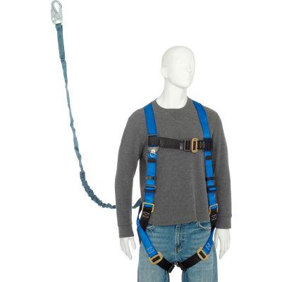 FallTech® 70158259 Harness/Lanyard Combination Set