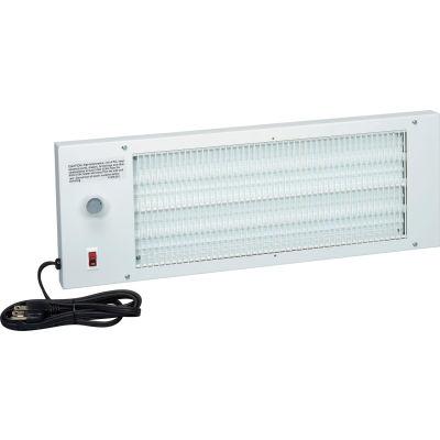 TPI Under the Desk Heater 170-TS - 170W 120V 1 PH