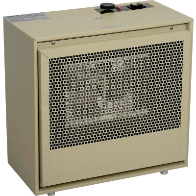 TPI Dual Heat Fan Forced Heater H474TMC - 2000/4000W 240V 1 PH