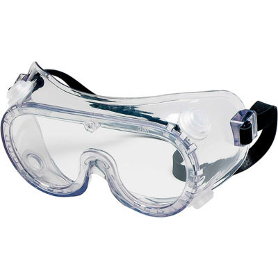 MCR Safety 2230R Polycarbonate Goggles - Indirect Vent