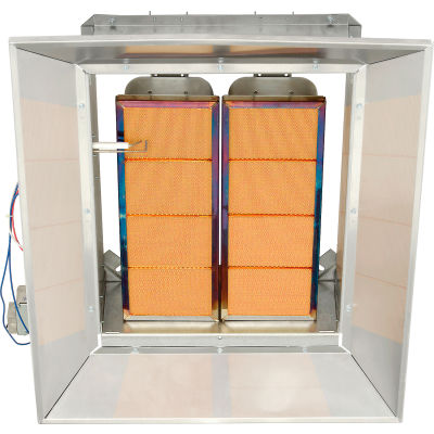 SunStar Natural Gas Heater Infrared Ceramic SG8-N, 80000 BTU
