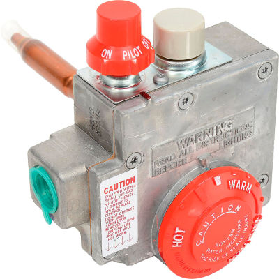 "Water Heating Control - 38K Capacity, 1/2"" Inlet Pipe, 1/2"" Inverted Flare"