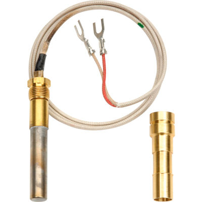 """Thermopile w/ PG9 Pilot Adaptor, Two Lead, 36"""" Long"""