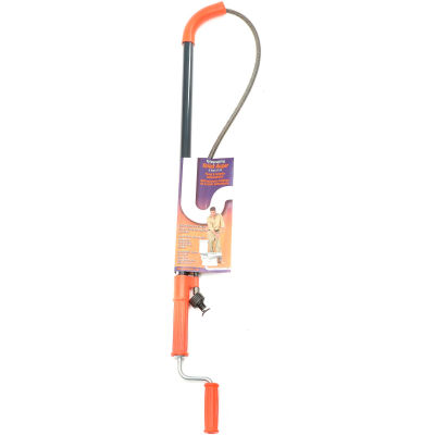 General Wire I-T6FL-DH General Wire 6' Teletube Flexicore Closet Auger with Down Head