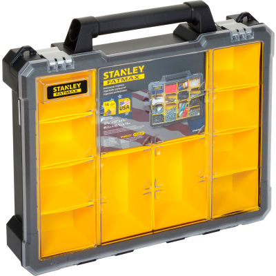 Stanley®  Fatmax® 014461M Deep Professional Organizer - 14 Compartment
