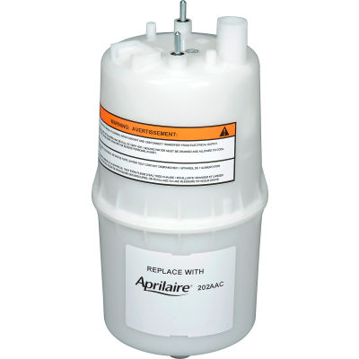 Aprilaire Replacement Steam Cylinder 202AAC, For Honeywell & Nortec Humidifiers