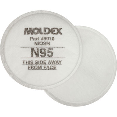 Moldex 8910 N95 Particulate Filter
