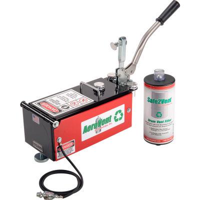 Newstripe AeroVent® Single Can Disposal System, 10004840