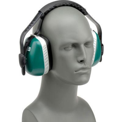 MSA Economuff Multi-Position Earmuffs, NRR 23 dB, 10061273