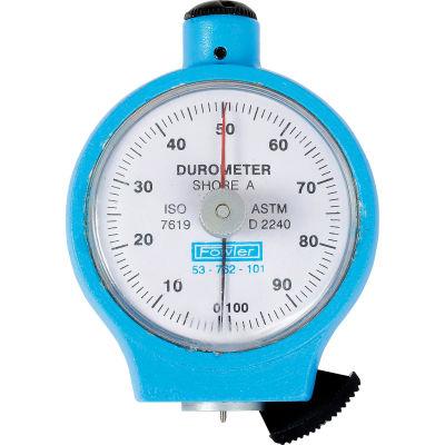 Fowler 53-762-101 Shore A Portable Durometer