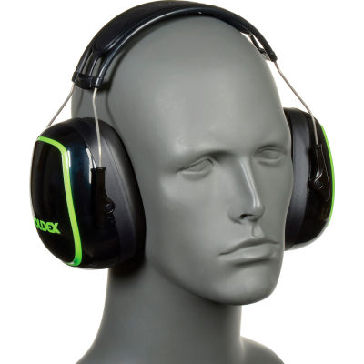 Moldex 6130 MX-6 Premium High Attenuation Earmuff, NRR 30dB