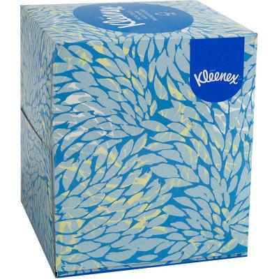 Kleenex® Facial Tissue in Boutique Pop-Up Box, 95/Box, 36 Boxes/Case - KIM21270CT