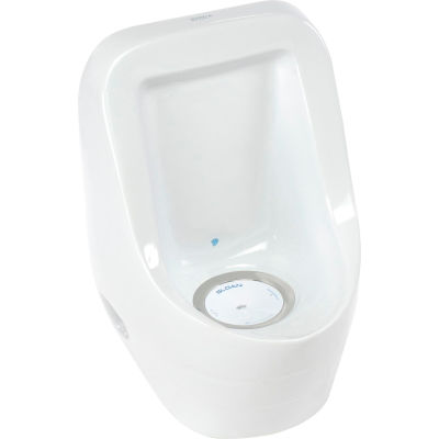 "Sloan WES-4000 Waterless Urinal 15-1/2""W x 14""D x 22-1/2""H"