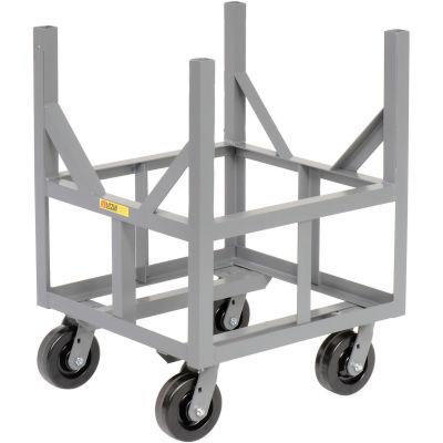 Little Giant® Ergo Bar Cradle Truck ERBST-2424-6PH, 24 x 24