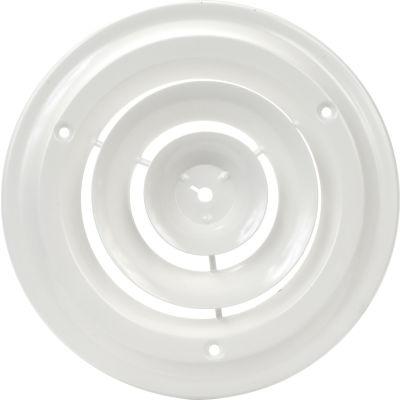 AmeriFlow® Round Ceiling Diffuser 10 Inch Duct Diameter - Pkg Qty 10
