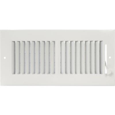AmeriFlow® 2-Way Ceiling / Sidewall Register - Pkg Qty 10