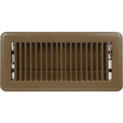 AmeriFlow® Floor Register - 5-1/2 X 11-1/2 - Pkg Qty 10