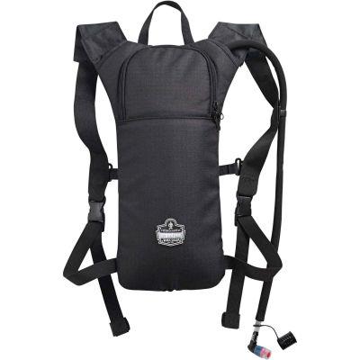 Ergodyne® Chill-Its® Low Profile Hydration Pack, Black, 2 Liter