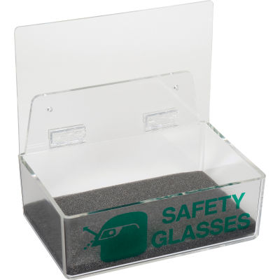 Prinzing Safety Glasses Holder, BRADY 2011L