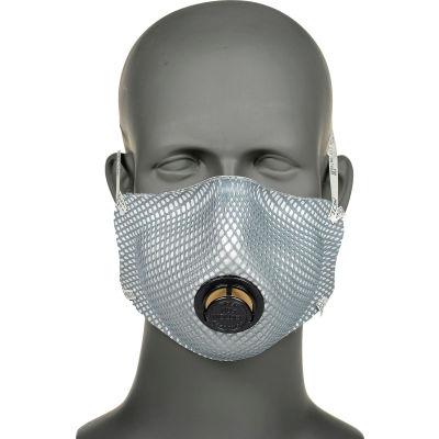 Moldex 2400N95 2400 Series N95 Particulate Respirators Plus Nuisance, OV, M/L, 10/Bag