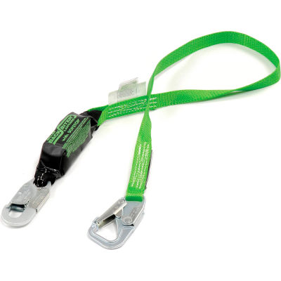 Miller BackBiter® Tie-Back Lanyard, 6-ft, 913B/6FTGN