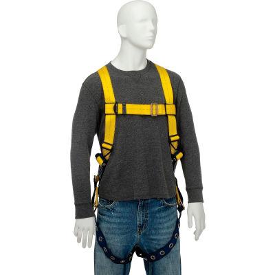 Delta™ Vest-Style Harness, DBI-Sala™ 1102000, 420 lb. Cap, Size Universal