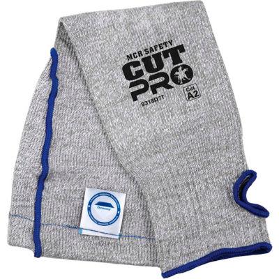 """MCR Safety 9318D7T 18"""" 7 Gauge Dyneema® Sleeve W/ Thumb Hole, CPPT2, CE 3, 1 Each"""