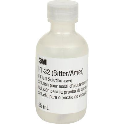 3M™ Fit Test Solution FT-32, Bitter, 1 Bottle